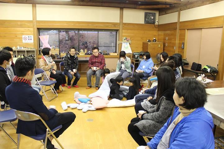 旅のCAFE in常陸太田「アートミーティングの記録」